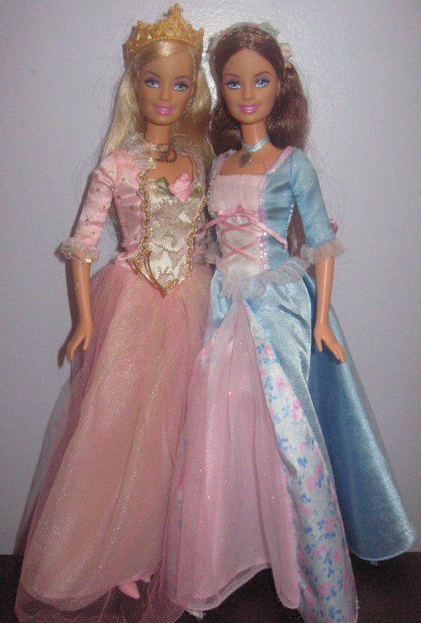 A Princesa E A Plebeia A Princesa E O Plebeu Barbie Princesa