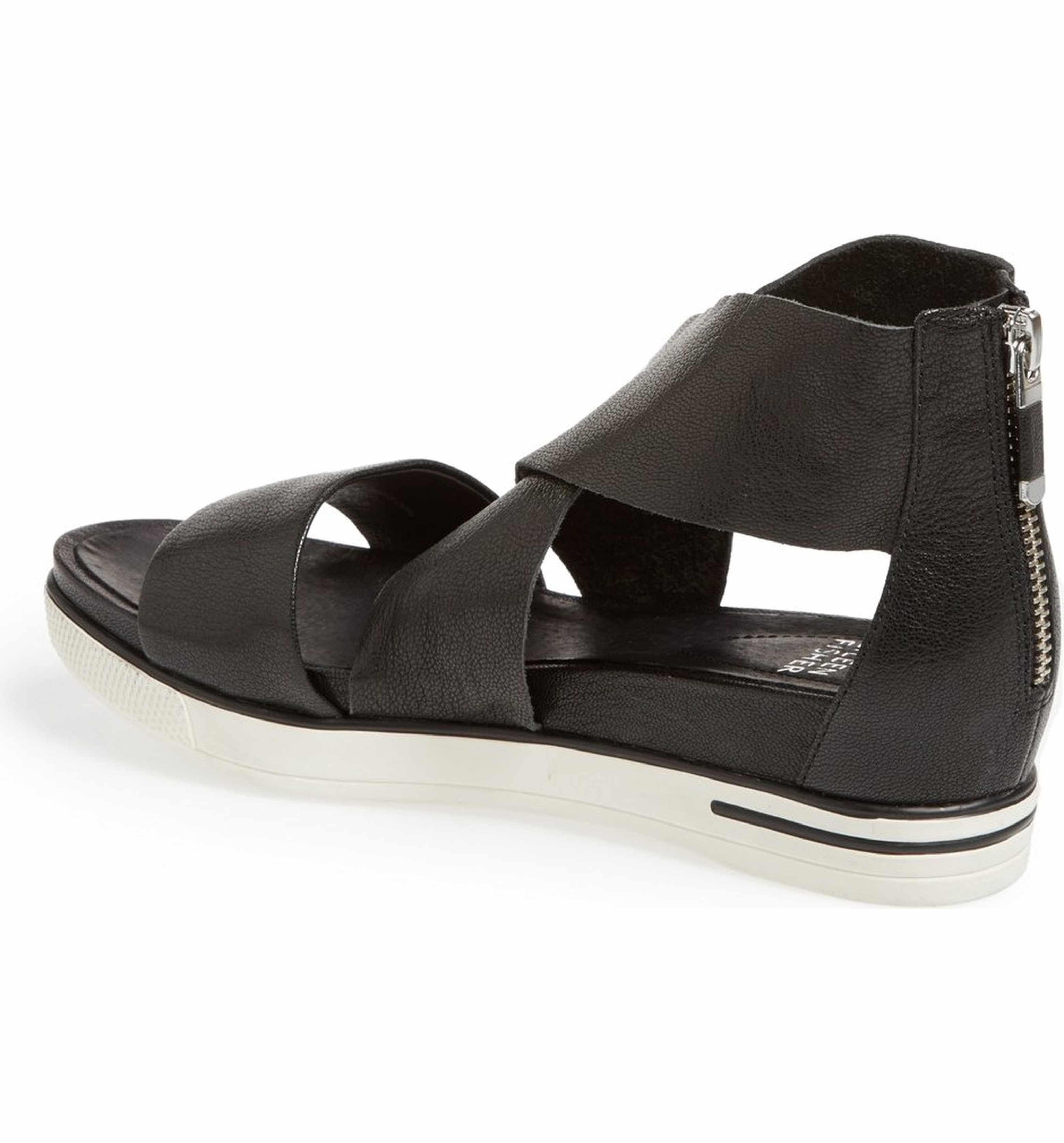 5be2c671eec Leather · Main Image - Eileen Fisher Sport Platform Sandal