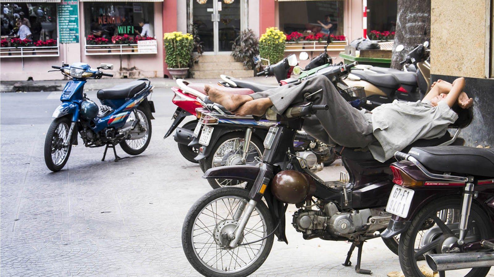 Rust, eet en drink tijdens een lange reis | Nieuws