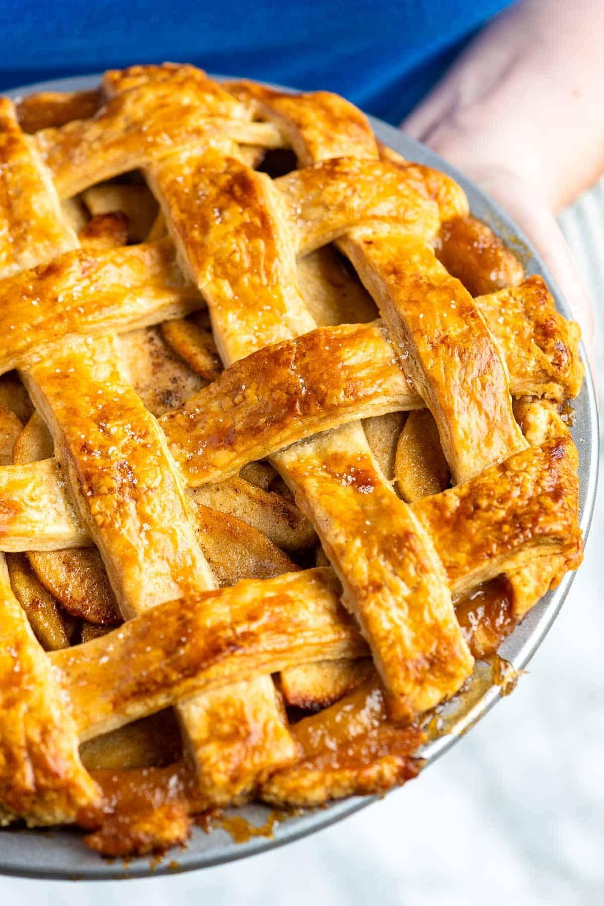 Our Favorite Apple Pie Our favorite recipe for mak