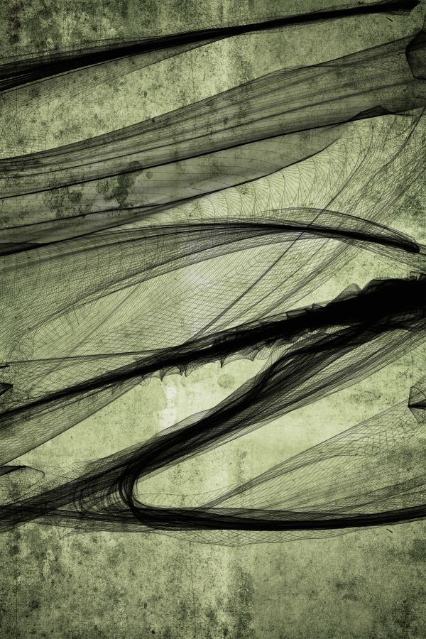 Abstract Voyages and Dreamscapes from the Flowing Paper series.