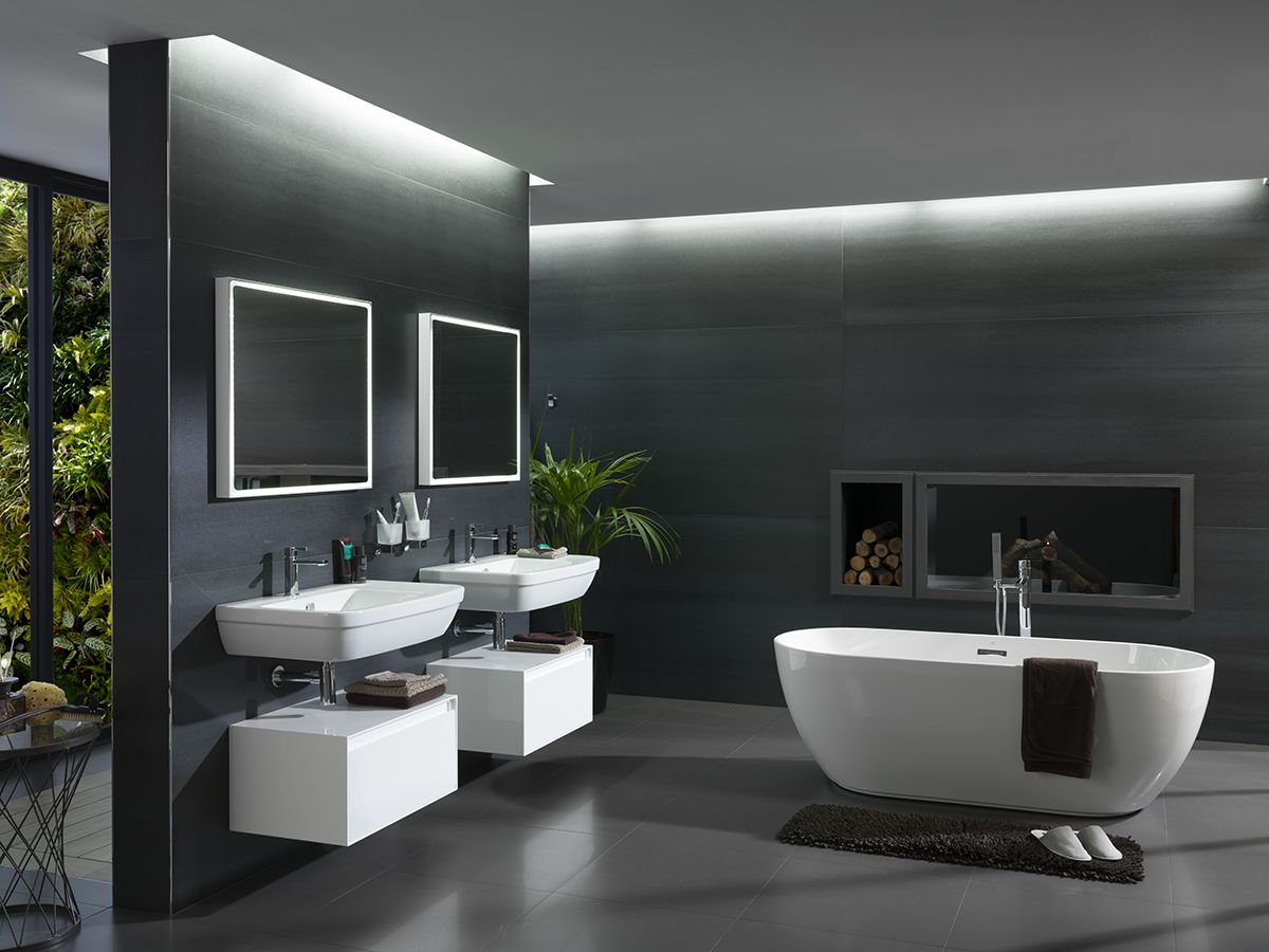Nk Concept Improves The Of Sustainable Bathrooms With New Toilets Washbasins Furniture