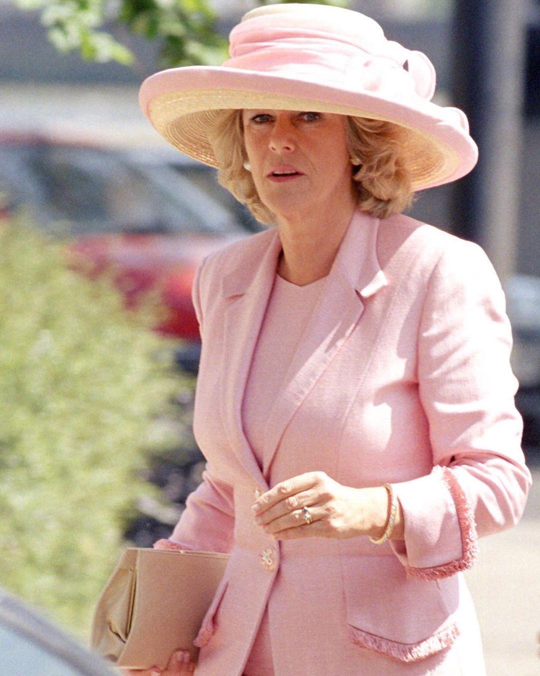 Camilla duchess of cornwall in 2020 camilla parker