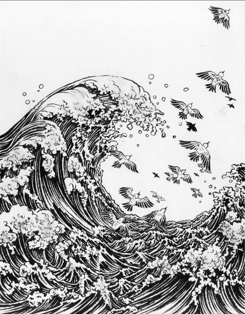 Yuko Shimizu - NEWSWEEK Cover Twitter Tsunami -