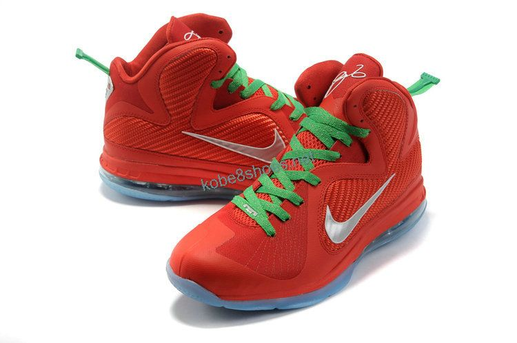66b6e1d53ca Lebron 9 Christmas Day 2012 Edition 469764 602. Find this Pin and more on  Nike ...