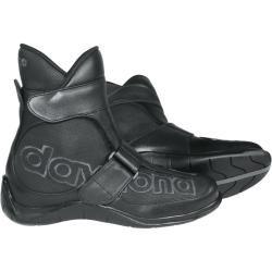 Photo of Daytona Shorty Motorcycle Shoes Black 49 Daytona