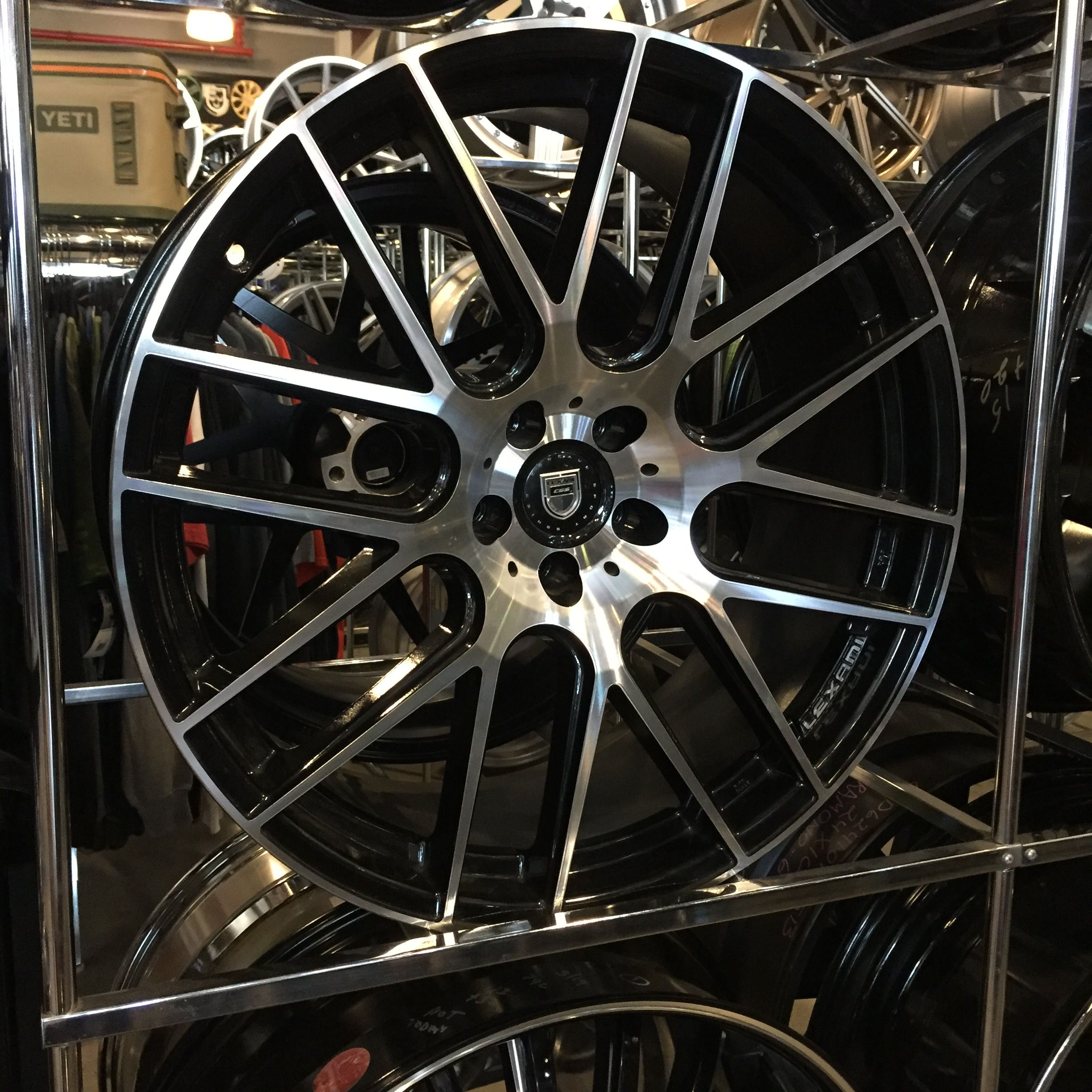 20x8 5 38 5x114 3 Lexani Css8 In Stock Special 1179 No Credit