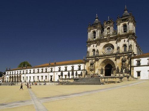 MOSTEIRO DE ALCOBAÇA ,Portugal