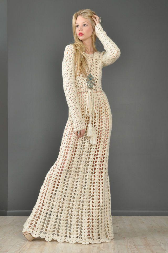 ano novo | tejidos | pinterest | tejido, vestiditos y vestidos tejidos