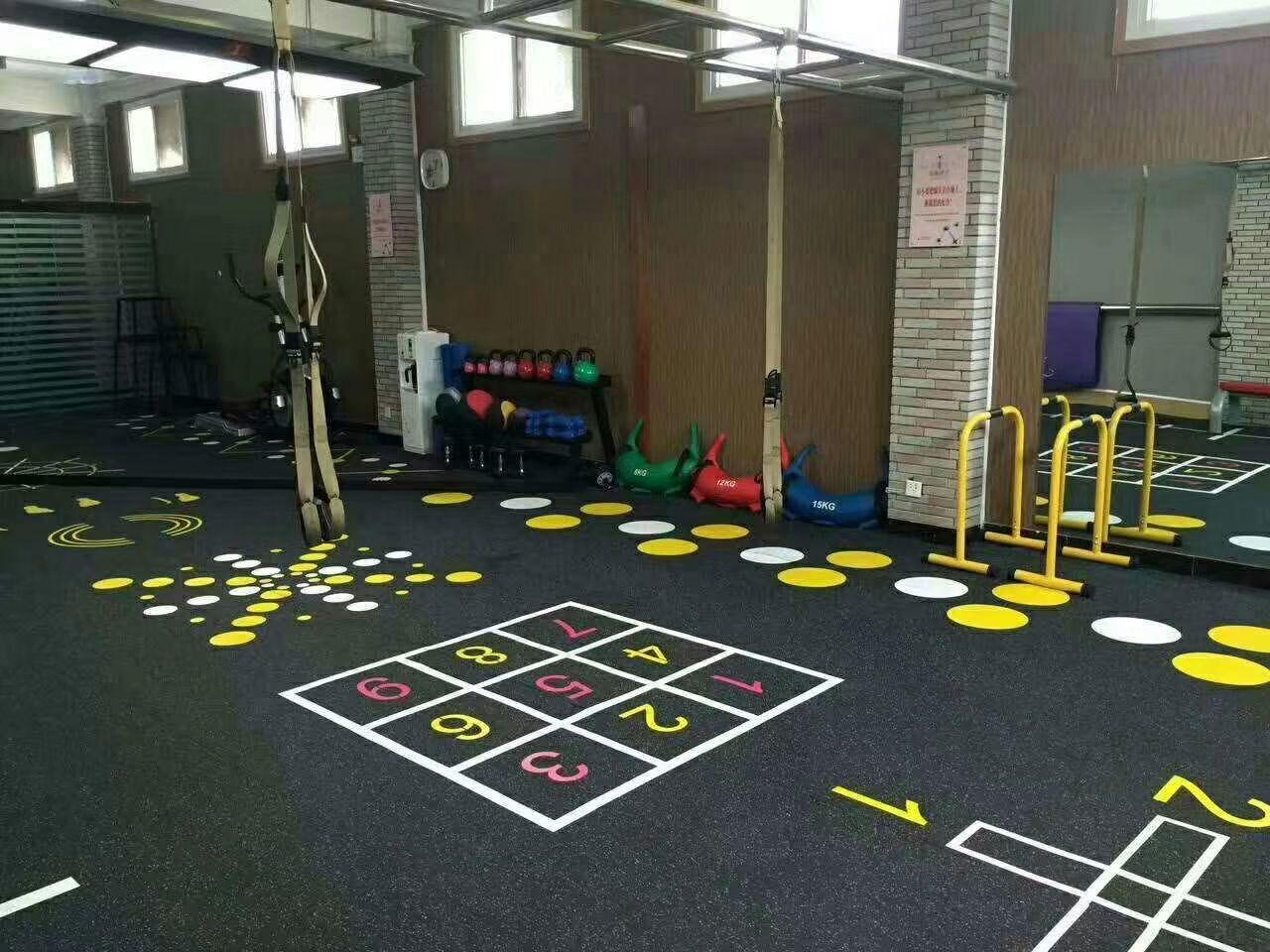 Uv Printed Rubber Mat For Gym Gym Flooring Rubber Rolled Rubber Flooring Rubber Flooring