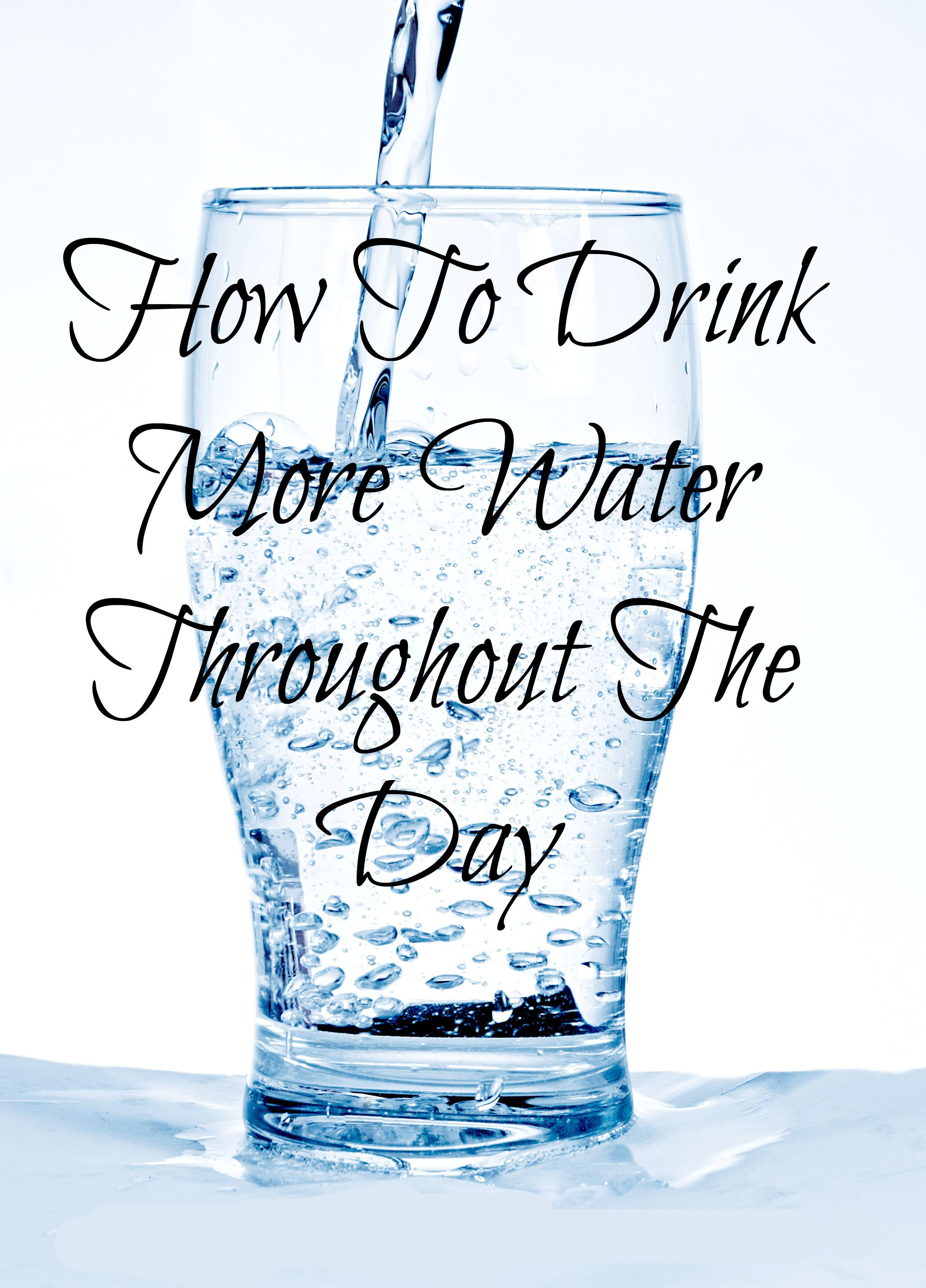 What Happens If You Drink Too Much Water? | Drinks, Drink more water, Drinking water