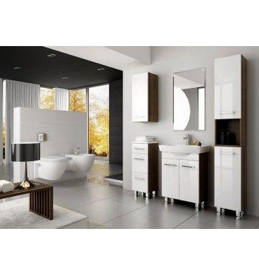Meuble de salle de bain BALI Réductions Azura Pinterest