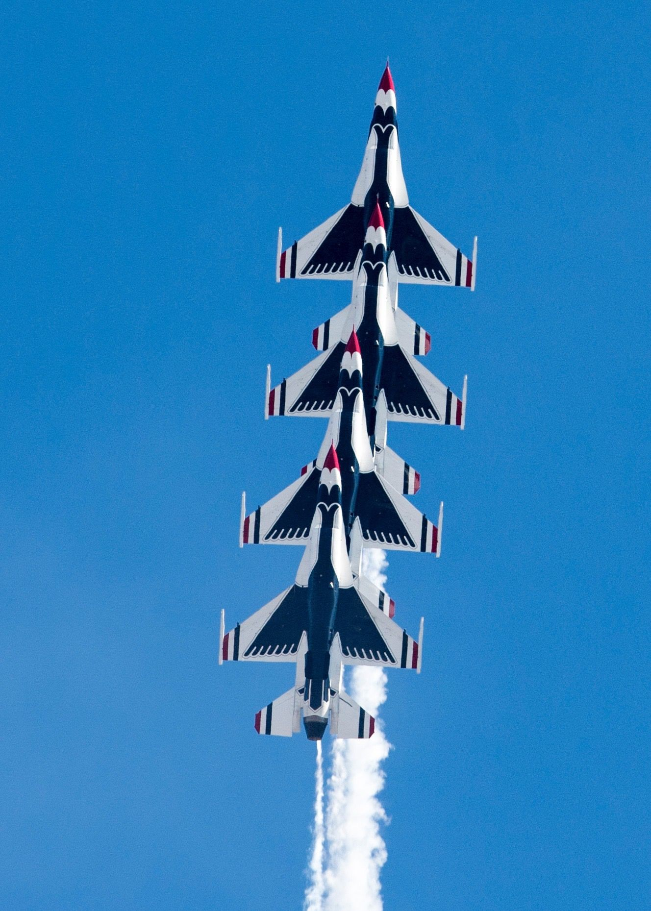 Thunderbirds (With images) Usaf thunderbirds, Fighter