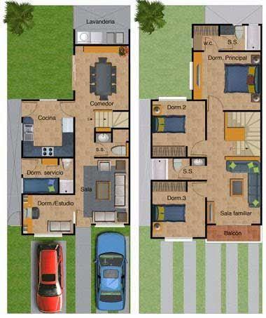 Blog sobre Proyectos de Casas, Diseño Arquitectónico, Planos y