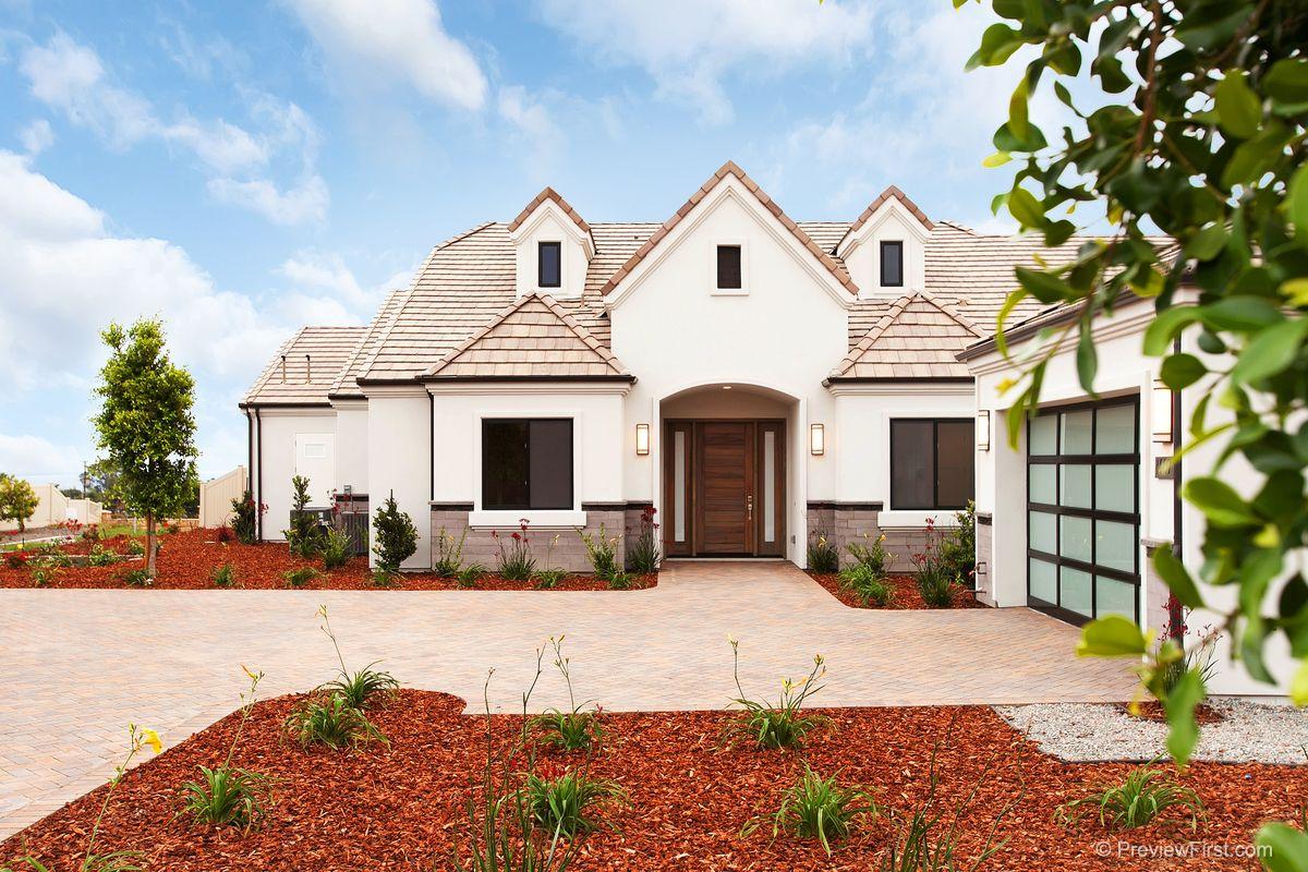 Encinitas, CA McCullough Design Development