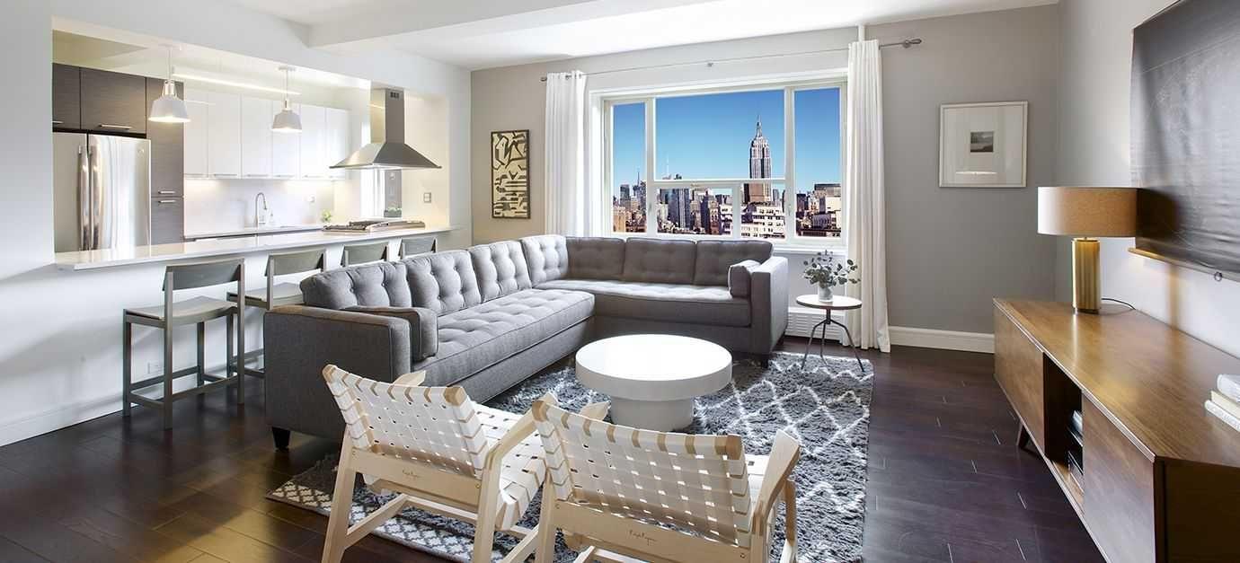 Peter Cooper Platinum Living Room