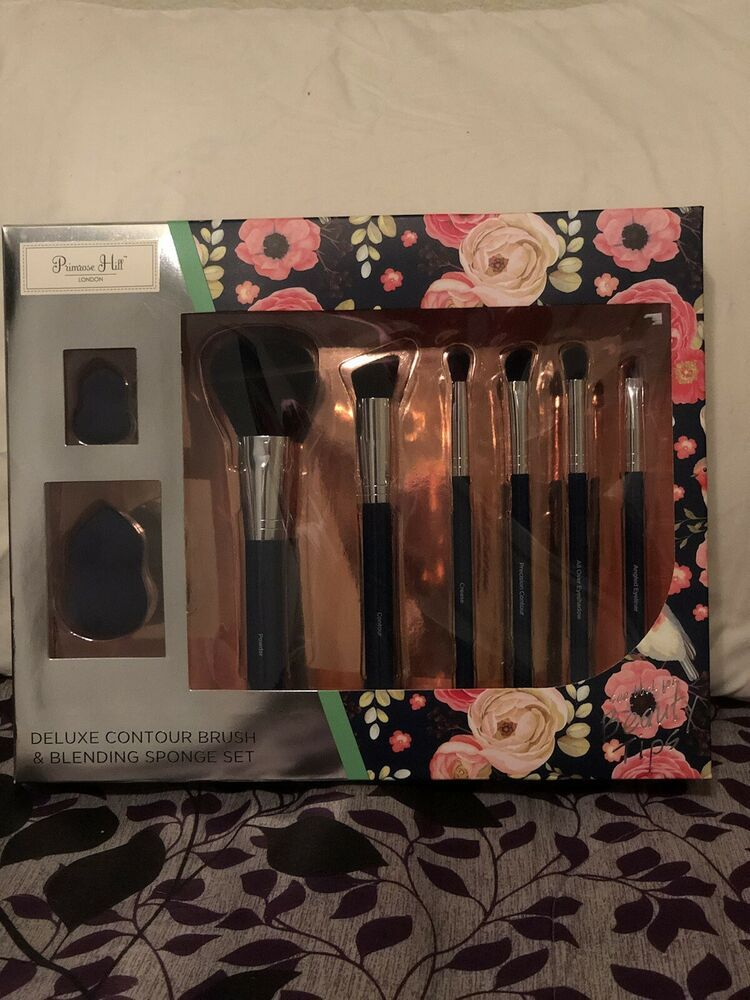 Makeup Brushes & Sponges eBay Makeup brushes, Contour