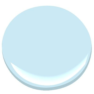 Perfect Light Blue 2066 70 Paint   Benjamin Moore Light Blue Paint Color Details Pictures