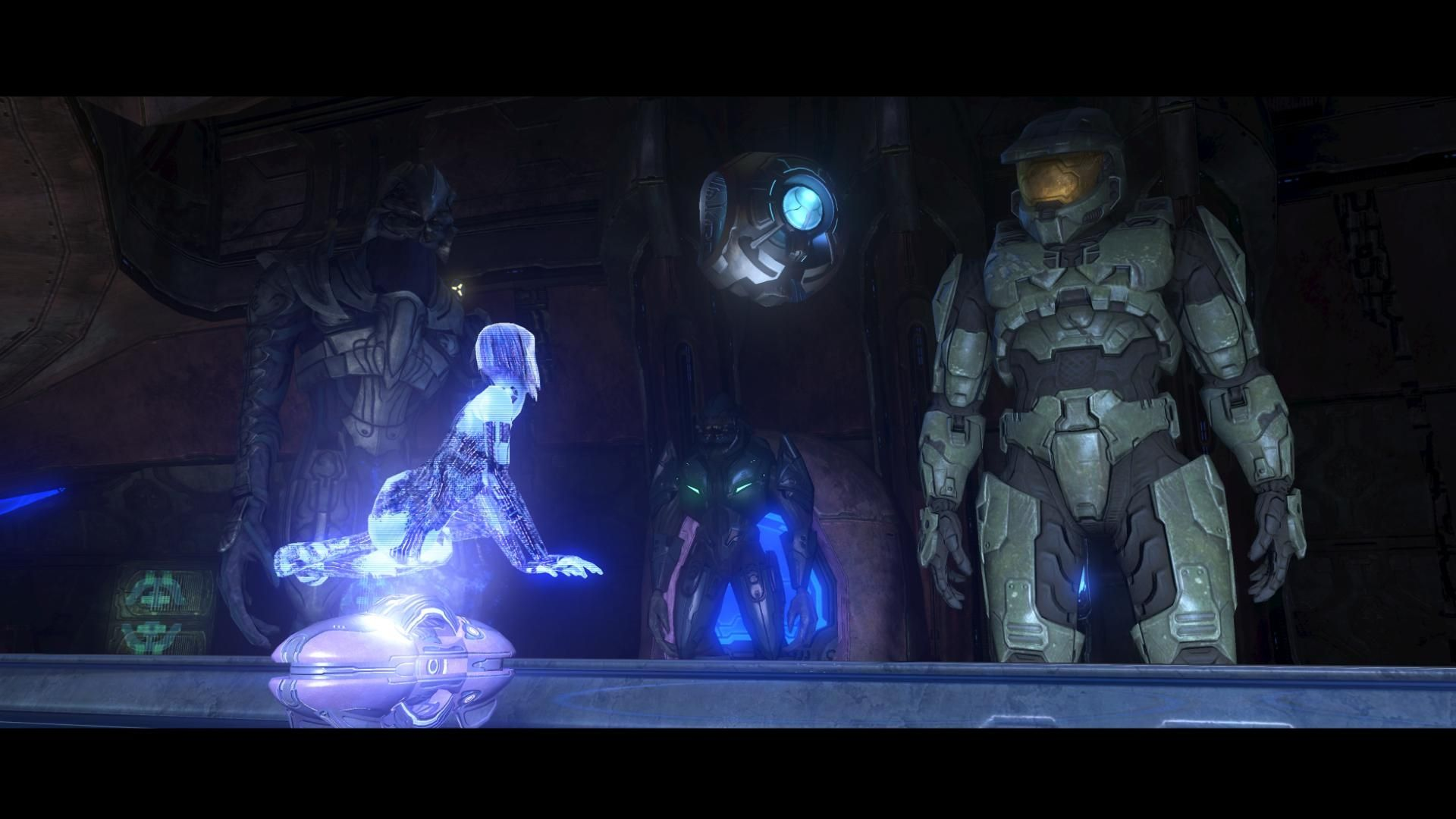 video game - halo 3 cortana master chief wallpaper | halo 3