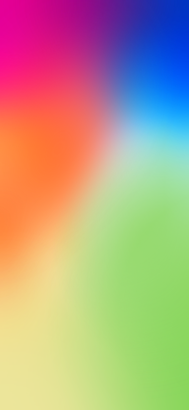 Colorful Gradient by AR72014 (iPhone X/XS/XR/XSMAX ...