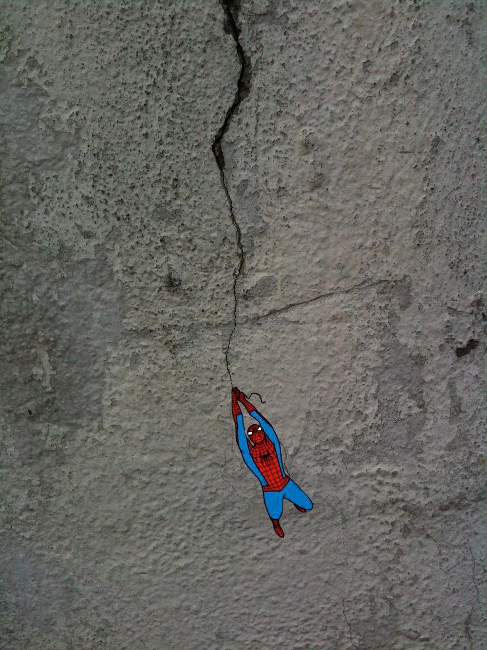 Confira 20 criativas imagens de Street Art