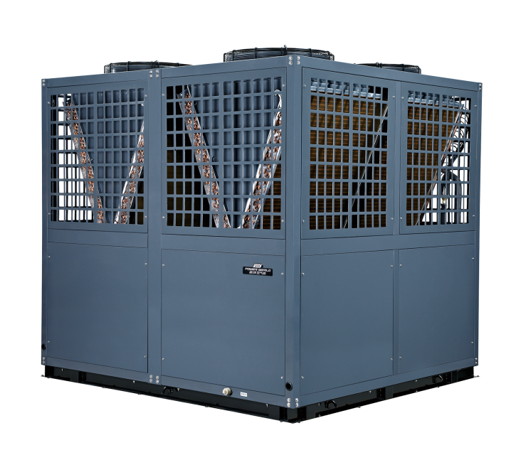 The air cooled heat pump chiller can provide heating in