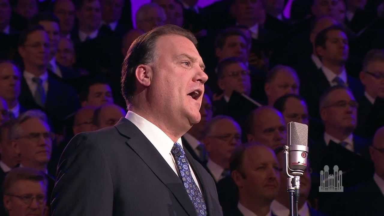 How great thou art bryn terfel and the mormon tabernacle