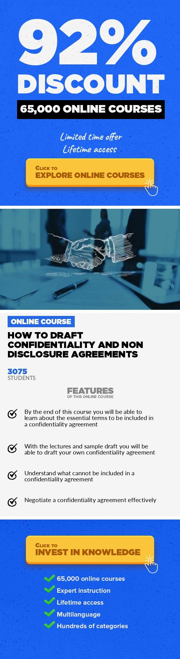 How To Draft Confidentiality And Non Disclosure Agreements Business