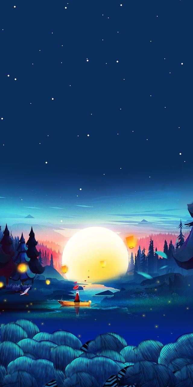 Art Forest wallpaper by kerimberly - e7 - Free on ZEDGE™