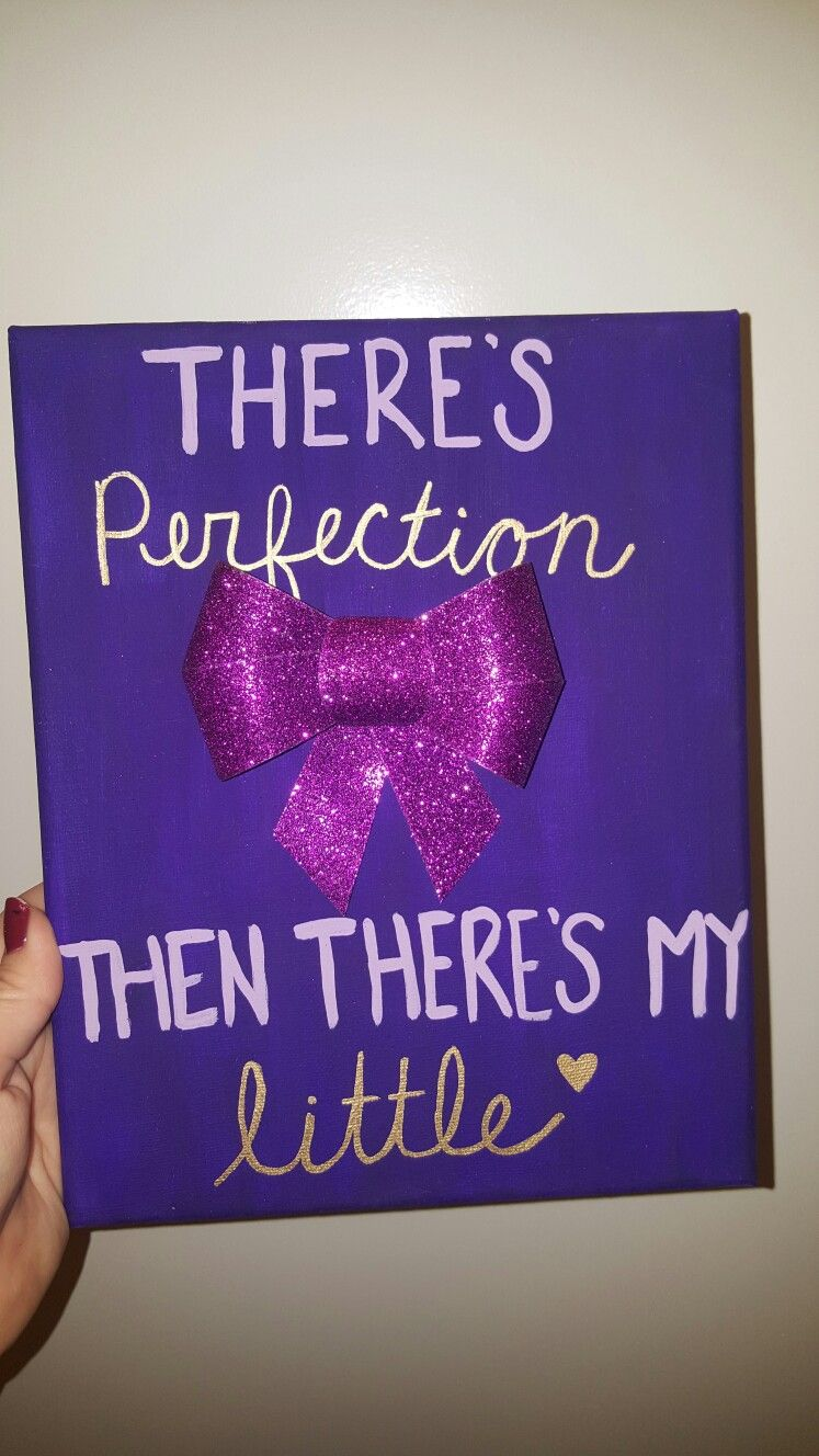 There's perfection then there's my little!