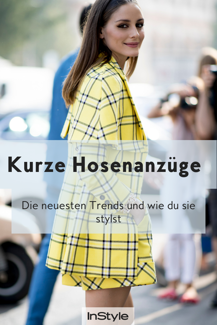 Hosenanzug 2020: Die neuesten Trends und wie du sie