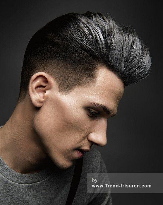 Graue haare männer trend