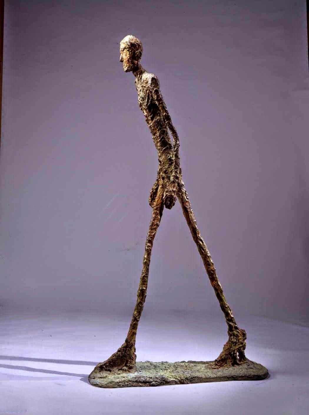 art africain giacometti