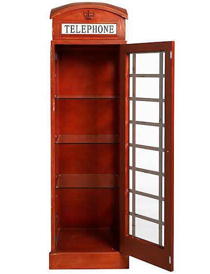 heine home - Schrank rot im Heine Online-Shop kaufen