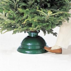 St Nick S Choice 20 In Tree Stand Swivel Straight For Trees Up To 10 Ft Tall Xts3x At The Home Depot Christmas Tree Stand Live Christmas Trees Tree Stand