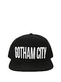 a2de7b604 HOTTOPIC.COM - DC Comics Batman Gotham City Snapback Hat | Stuff to ...