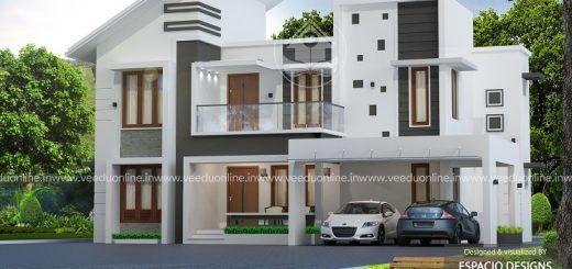 Veeduonline Kerala Home Designs & Free Home Plans