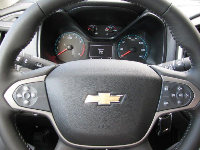 Leather Wrapped Steering Wheel Tilt Wheel Chevy Colorado Z71 2015 Chevy Colorado Chevy Colorado