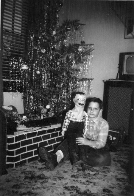 1950's christmas - Google Search | Bob dylan, Bob dylan children ...