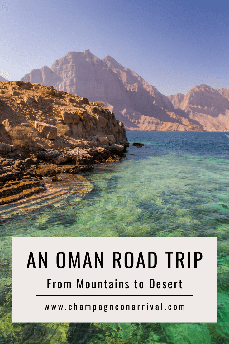 Oman Road Trip: Jabal Akhdar to Wahiba Sands Desert