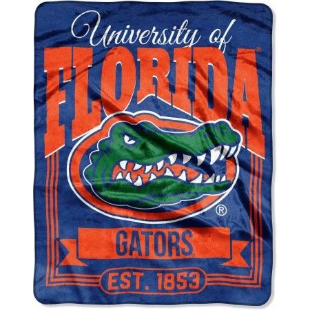 "Florida Gators ""Traction"" 55"" x 70"" Silk Touch Throw Blanket"