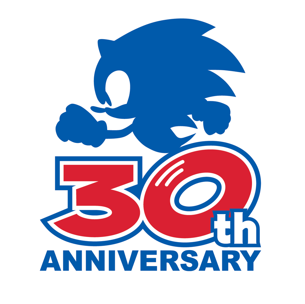 30th Anniversary Sonic Sonic The Movie Sonic And Shadow
