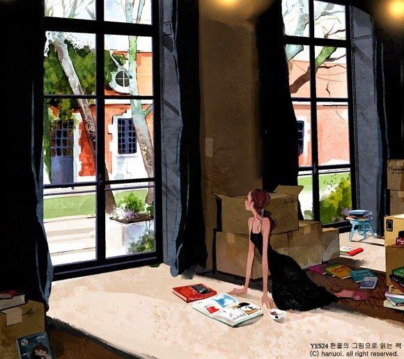 La Imaginación Dibujada: Hanoul
