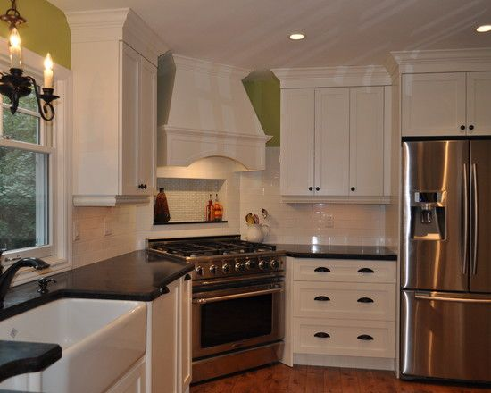 Corner range design kitchen ideas pinterest more for Corner cooktop designs kitchen