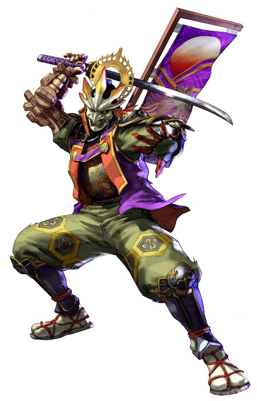 Yoshimitsu Character Design : Yoshimitsu soul calibur pinterest samurai male