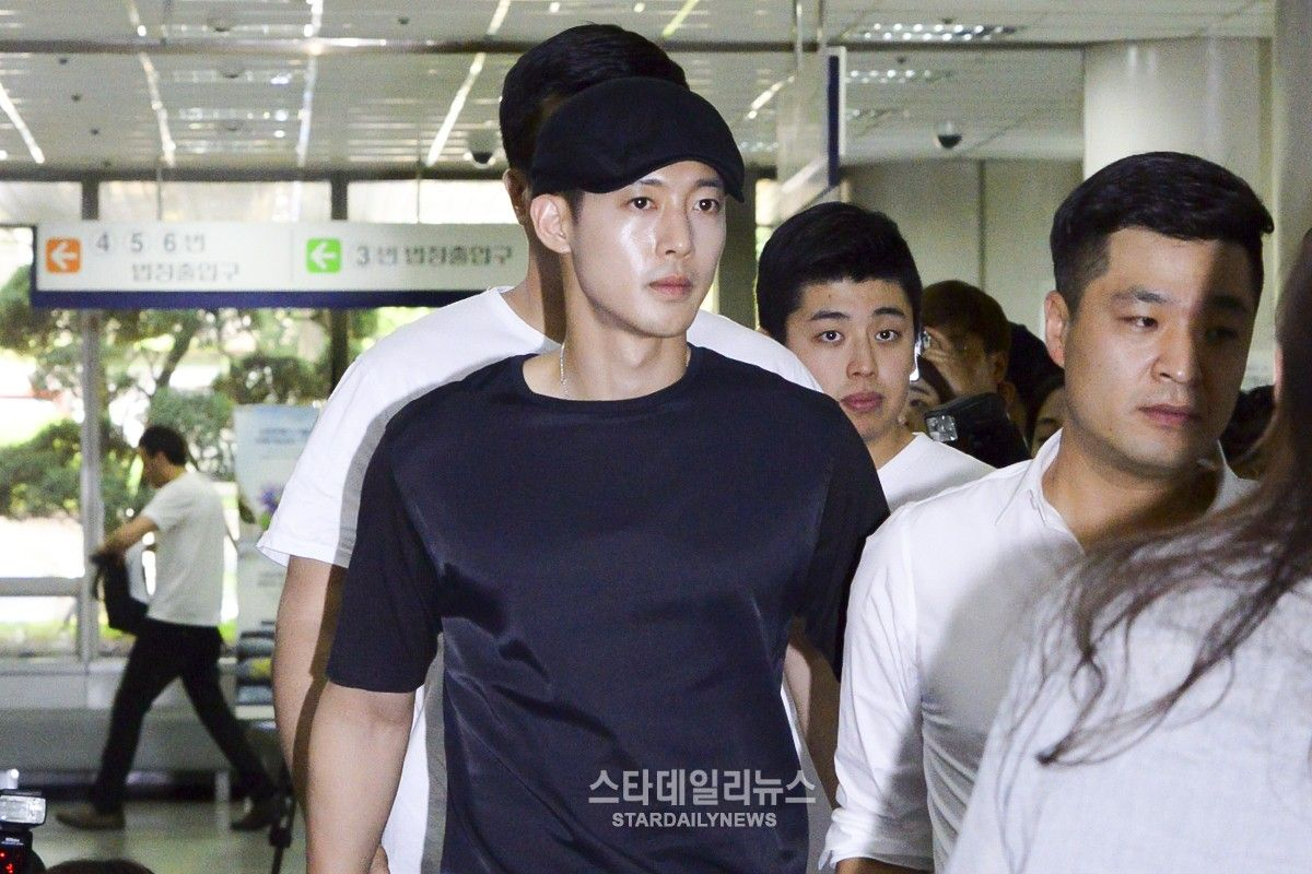 The court battle between Kim Hyun Joong and his ex