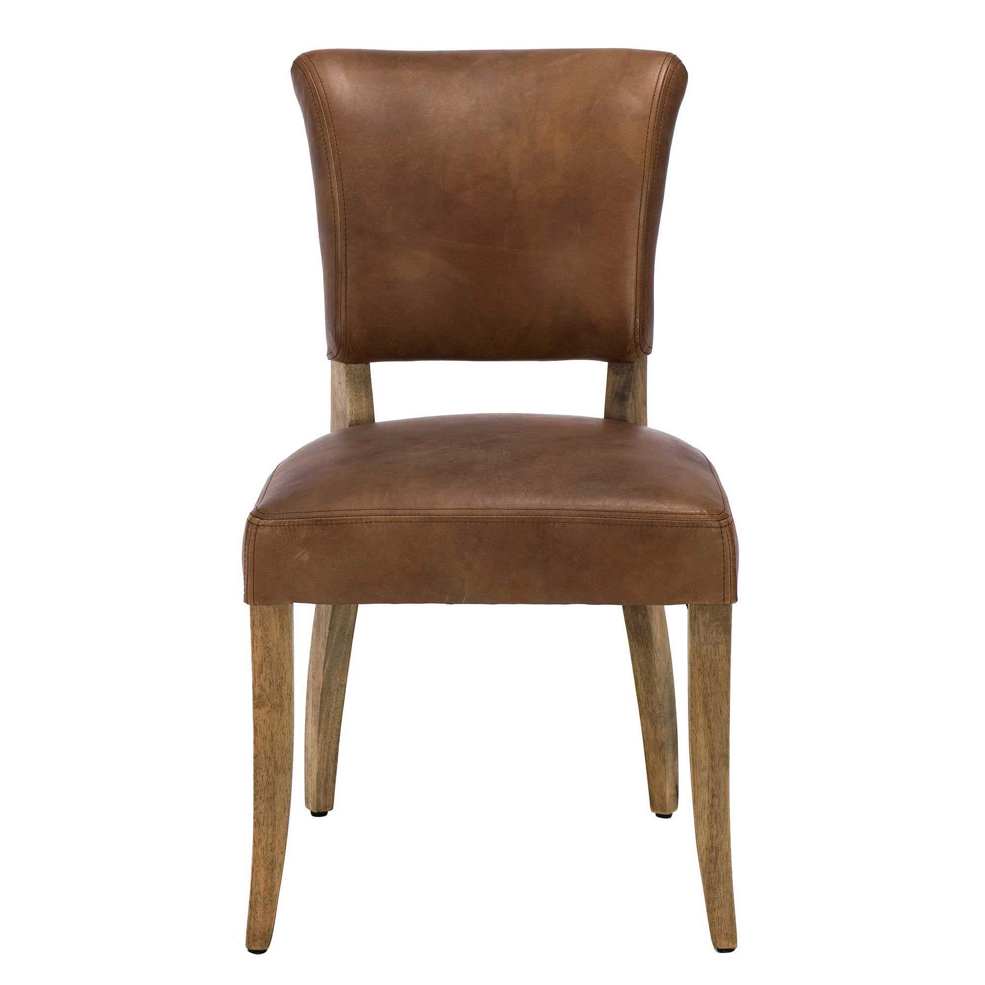 Allegro Brown Leather Oak Dining Chairs Pair Oak Dining Chairs Leather Dining Chairs Dining Chairs