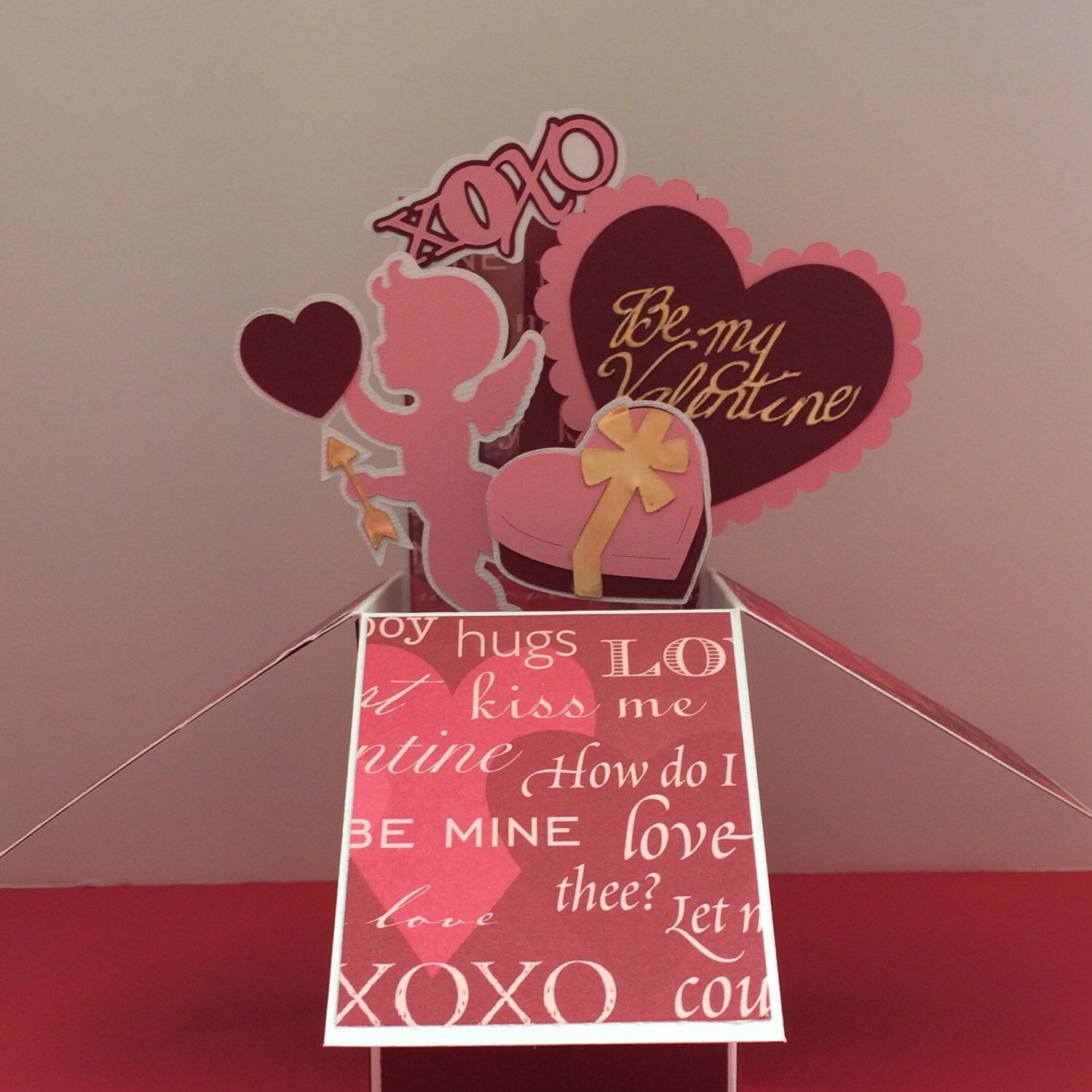 Make Valentines Day Memorable With This Unique Box Card