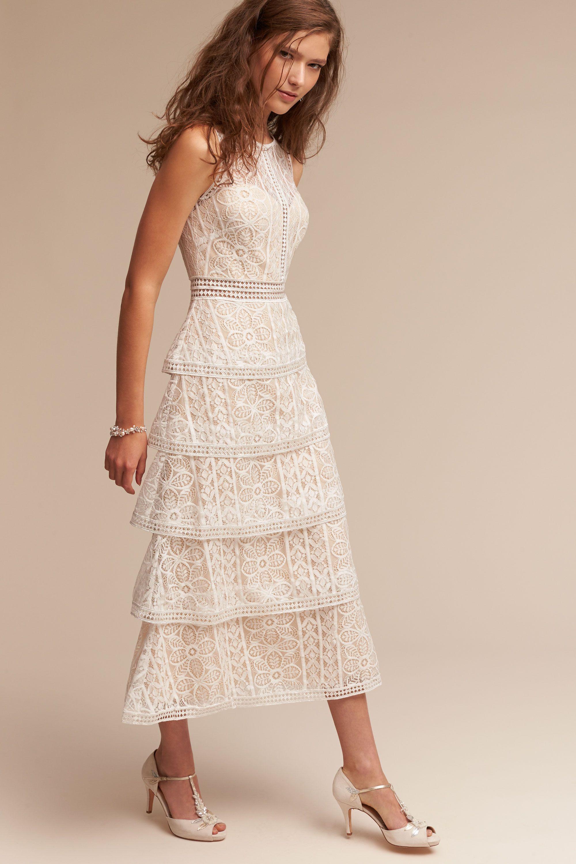 Adeline Dress from @BHLDN | Rehearsal Dinner Dresses | Pinterest ...