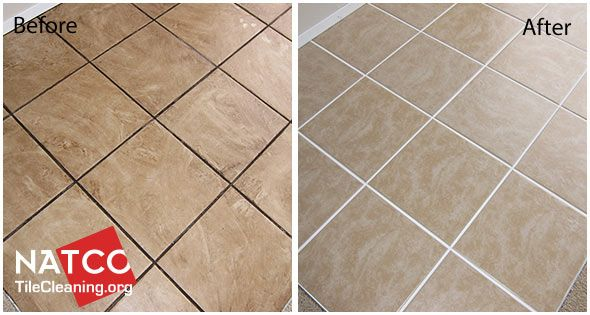 How To Clean Ceramic Tile Floor Cleaning Tiles